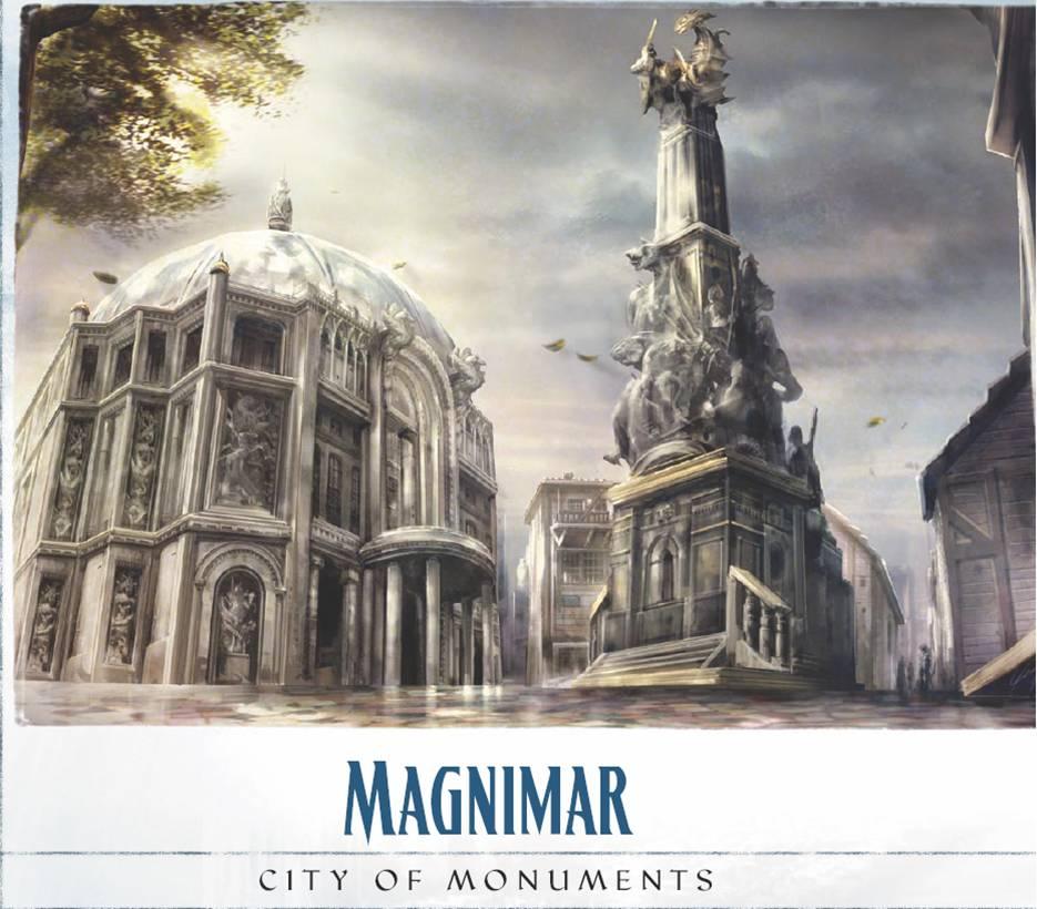 Magnimar Overview